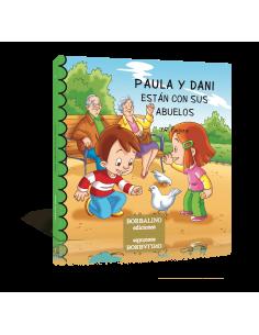 PAULA Y DANI ESTÁN CON SUS...