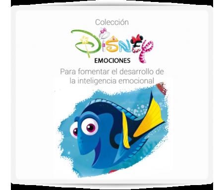 Emociones Disney  La colección Disney emociones, creada para fomentar el desarrollo de la inteligencia emocional y ayudar a los niños a conocer y expresar sus emociones, en este caso, el miedo.