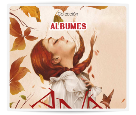 Álbumes  Unos divertidísimos albumes.