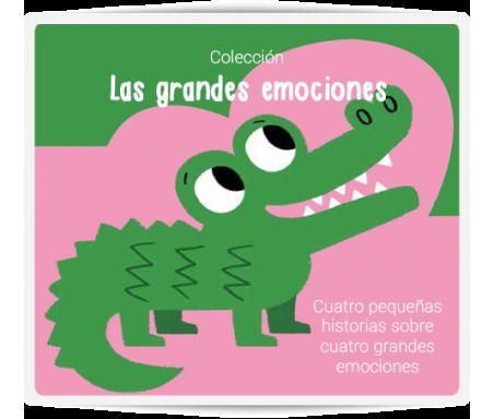 Las grandes emociones  Historias tiernas y divertidas para ayudar a los más pequeños a reconocer y compartir sus emociones.