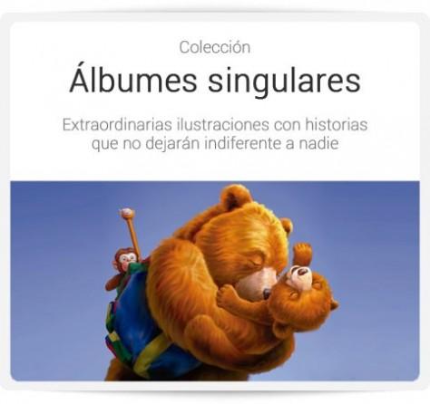 Albumes Singulares