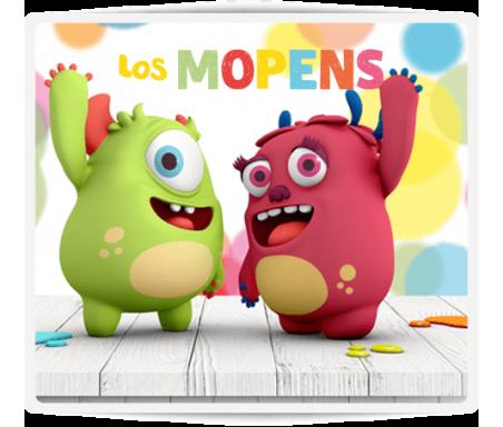 LOS MOPENS  Los Mopens forman parte de la propuesta educativa de Borbalino ediciones para los ciclos de educación Infantil